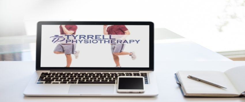 Tyrrell Physiotherapy online consultation