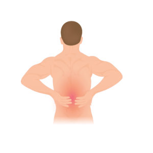 lower back pain and neck pain