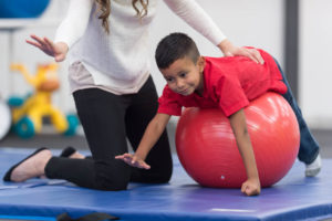 pediatric and childrens physiotherapy